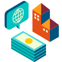 International_invesment Icon