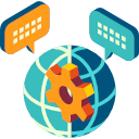 International_management_process Icon