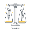 divorce Icon