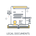 Statutory documents Icon