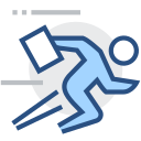 Express, run, express Icon