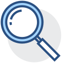 Search, magnifier Icon