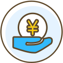 Details of making money Icon