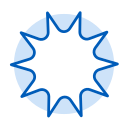 wd-applet-burst Icon