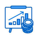 wd-applet-column-graph-budget Icon