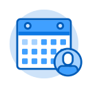 wd-applet-my-schedule Icon