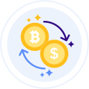 bitcoin-exchange Icon