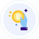 pay-with-bitcoin Icon