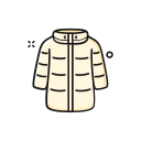 08_ down jacket Icon