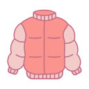 Cotton-padded clothes Icon