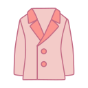 Medium length coat Icon