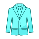 Suit jacket Icon