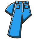 14 trousers Icon