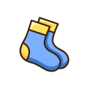 18 socks Icon