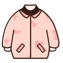 Little cotton padded jacket Icon