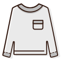 Long sleeves Icon