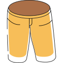 Five points trousers Icon