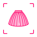 pleated_skirt Icon