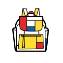 Clothing - Backpack Icon