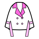 Short coat x1024-01-01 Icon