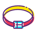 Dress belt Icon
