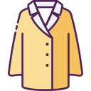 Woollen overcoat Icon