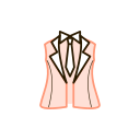 Man's suit Icon