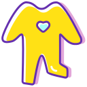 Children's wear Icon