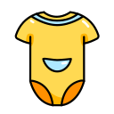 One-piece garment Icon