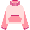 Short sweater Icon