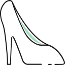 High-heeled shoes Icon