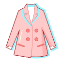 Spring new clothing series: fresh spring Day-05 Icon