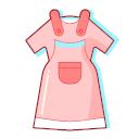 Spring new clothing series: fresh spring day-12 Icon