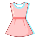 Spring new clothing series: fresh spring day-13 Icon