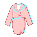Spring new clothing series: fresh spring day-15 Icon