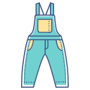 Sling pants Icon
