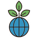 Global ecology Icon