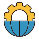Global processing Icon