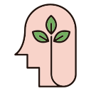 Green think , ecology Icon