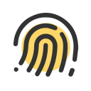 Fingerprint unlocking Icon