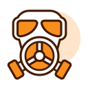 Antigas mask Icon