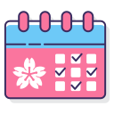 cherry-festival-schedule Icon