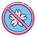 do-not-pick-flowers Icon