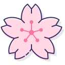 sakura-flower Icon