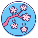 sakura-snow Icon