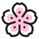 plum_flower Icon