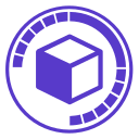 data lake analytics Icon