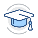 Academic degree Icon