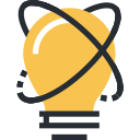 Light bulb: Icon