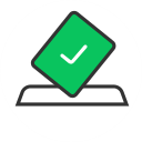 Campus voting Icon